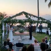 Cerimônia de casamento - Carla e Zé