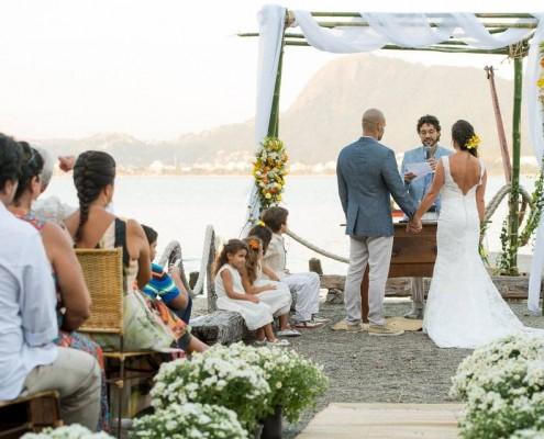 Cerimônia Fernanda e Flavio