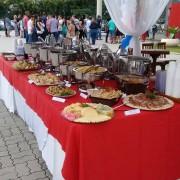 Estação de buffet